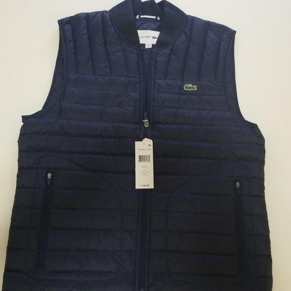 d8b297052c27 Lacoste Light Weight Down Vest